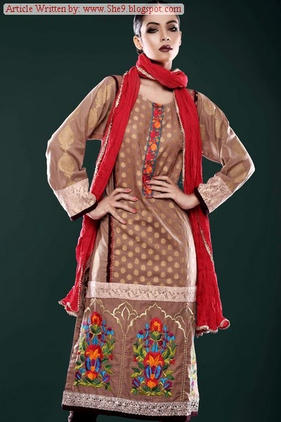 Cotton Ginny Funky Kurti Fashion 2014