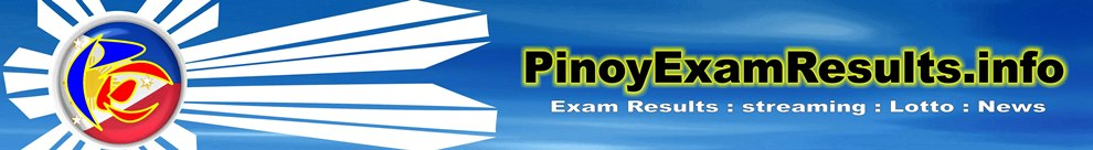 PinoyExamResults.info