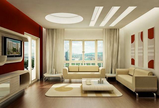 Desain Ruang Keluarga Minimalis Modern
