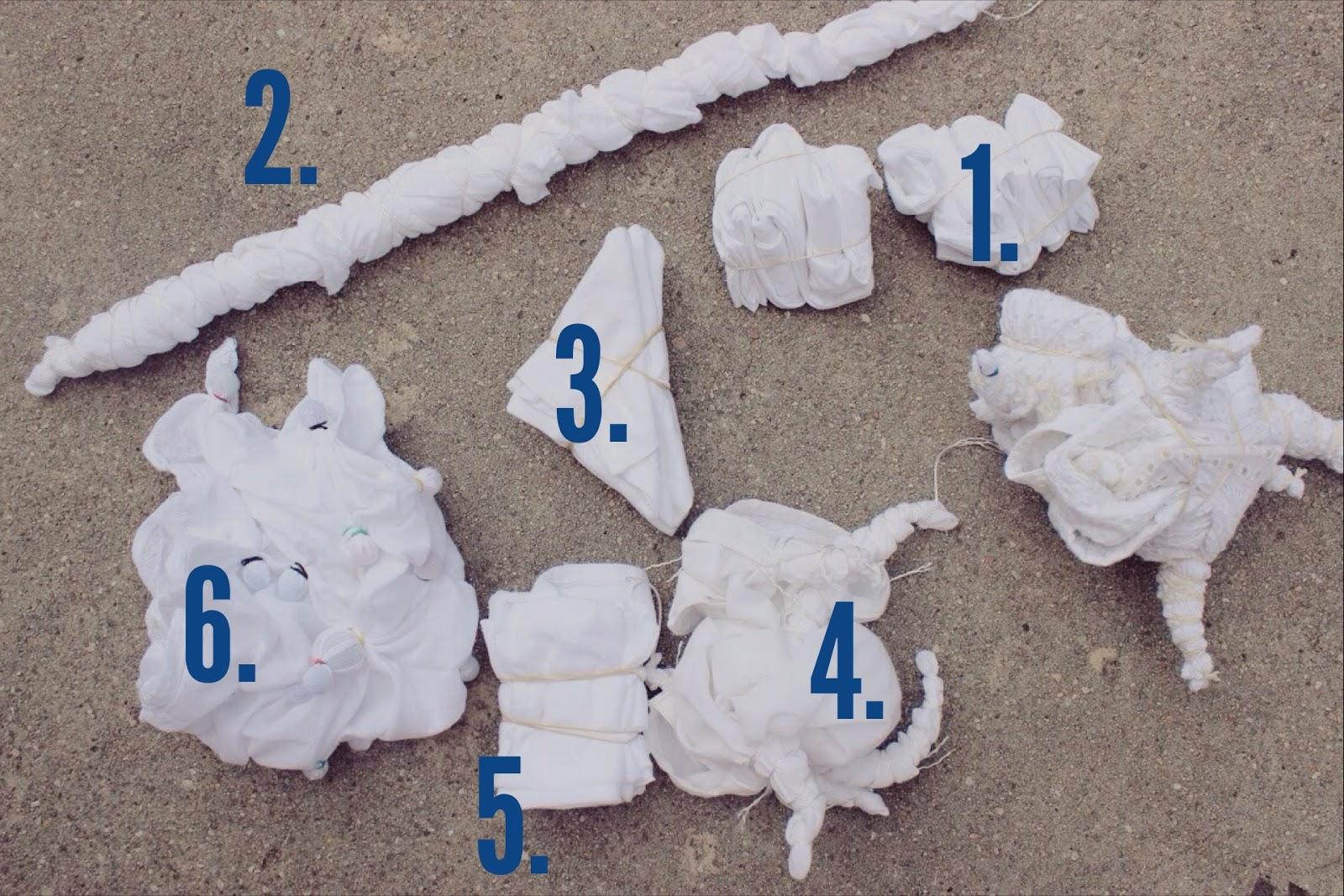 Bits \'n\' Bobs: MAKE: 5 Ways to Indigo Tie-Dye, The Shibori Method
