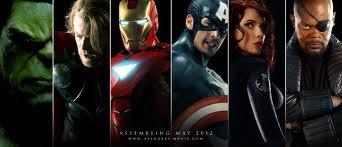 The Avengers Versi Kaskus