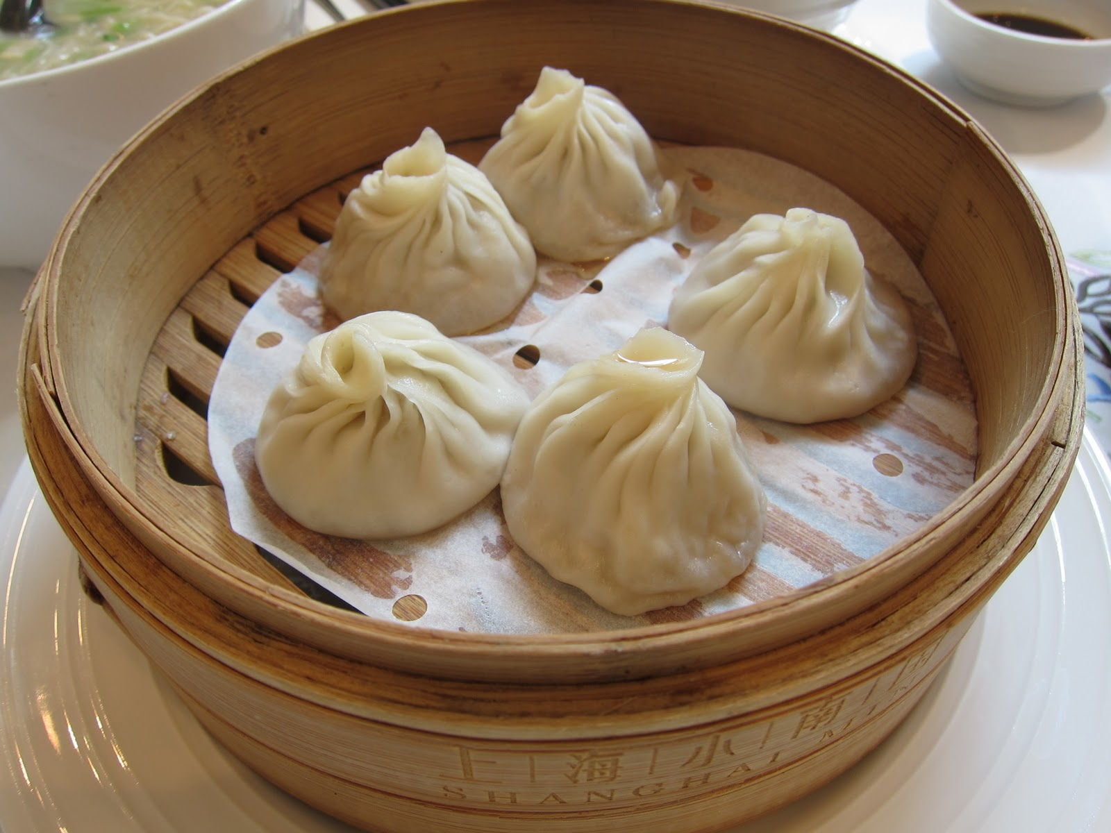 ... steamed pork soup dumplings xiao long bao aka shanghai dumplings