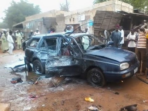 Graphic pics of the 14yr old girl who carried out the Damaturu suicide bombing