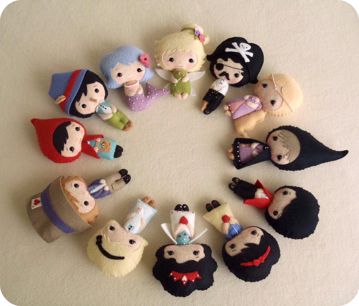 Mooshka Dolls Fairy Tale