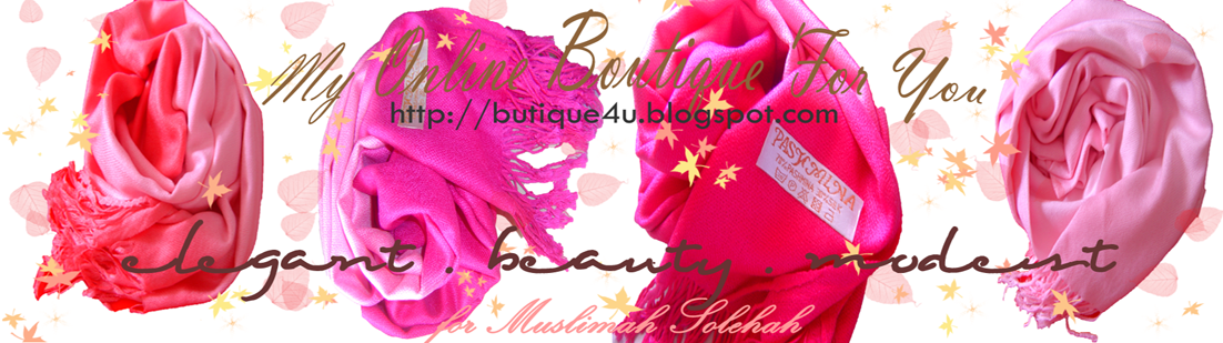 Hijab | Scarf | Pashmina | Wrap | Inner @ My Online Boutique For You
