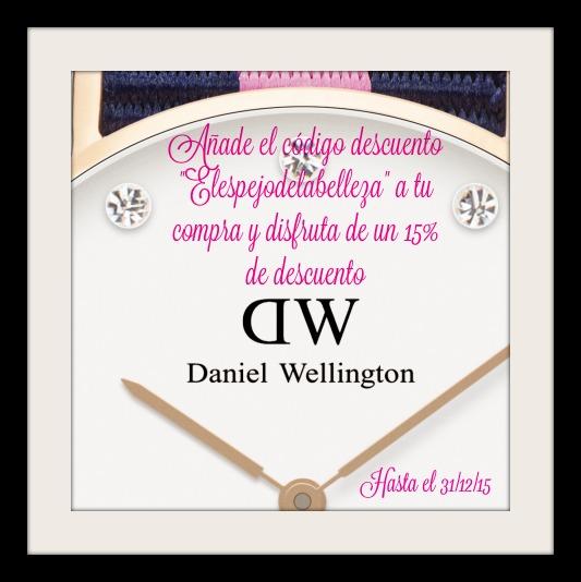 Código descuento Daniel Wellington