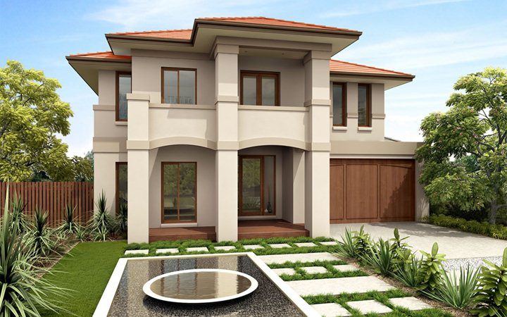 New home designs latest european modern exterior homes for New home exterior design ideas