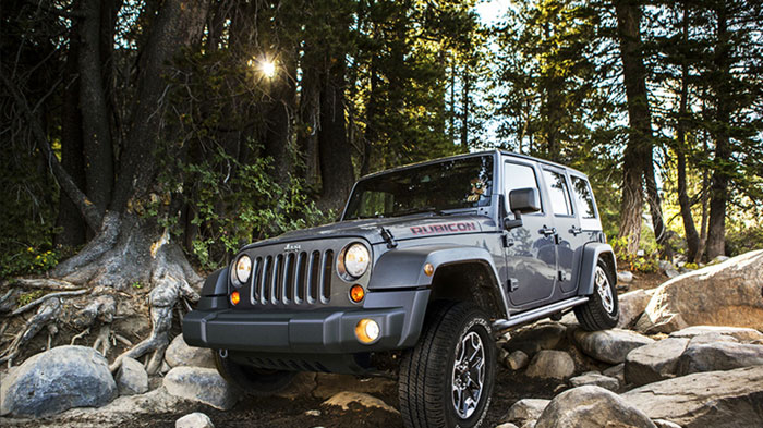 Jeep® Wrangler Rubicon 10th Anniversary