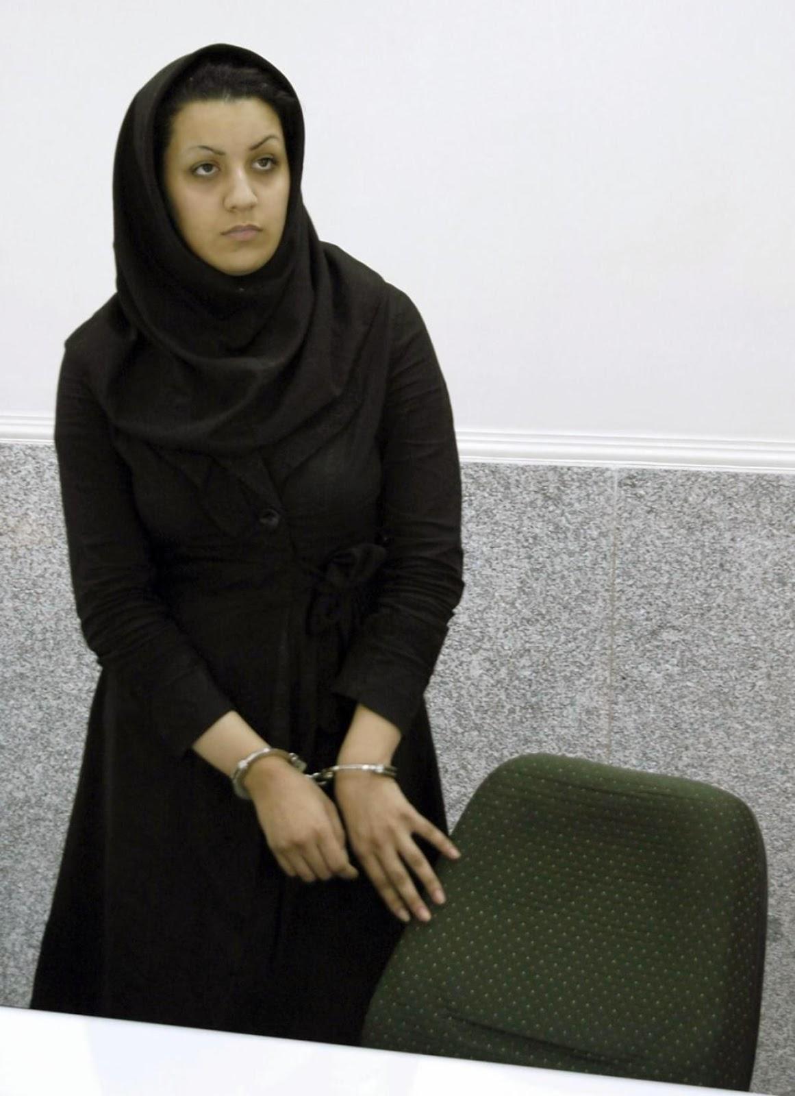 iranian woman hanged
