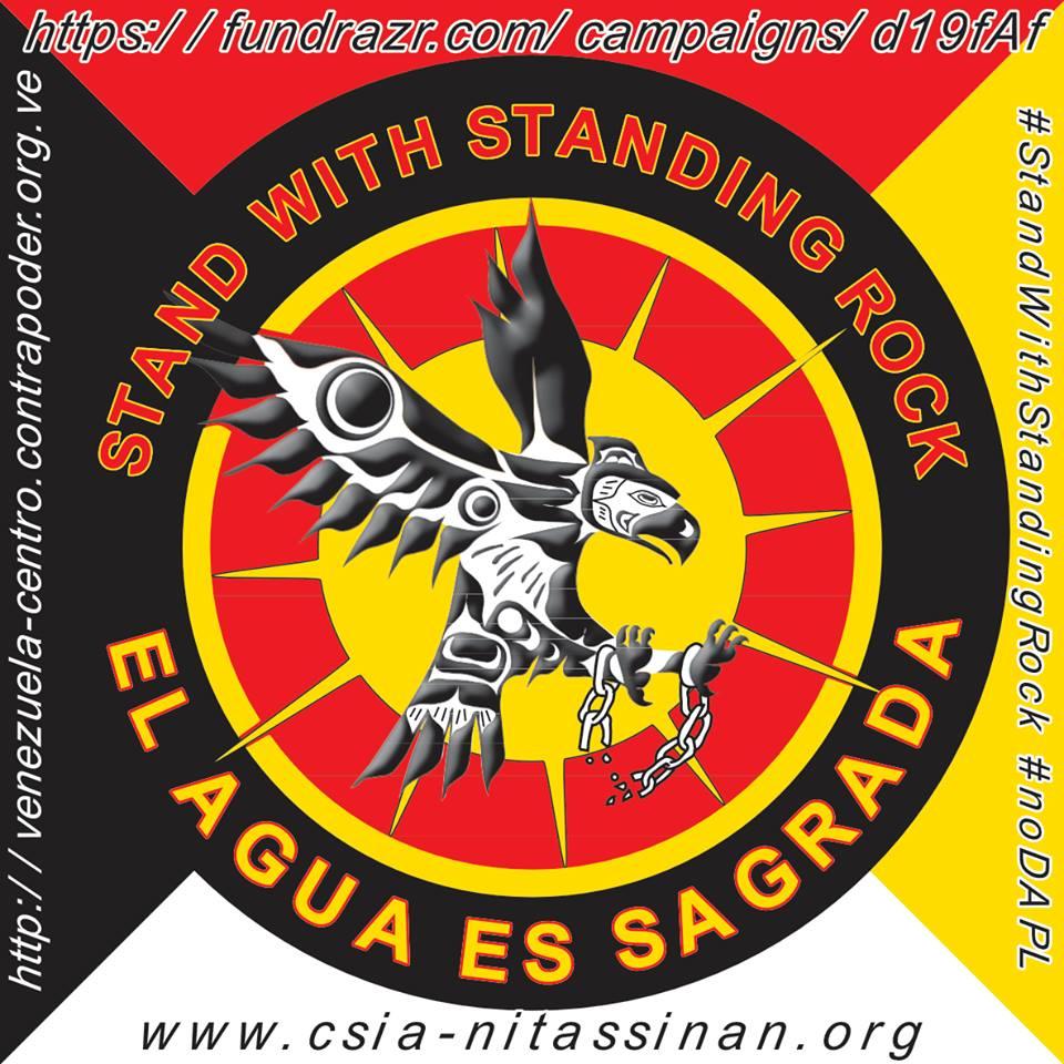 Standing Rock Resiste