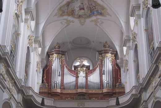 St. Peter Orgel