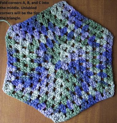 Maggie's Crochet   Vintage Fashion Potholders Crochet
