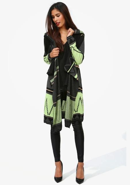 Yeni Moda Bayan Hırkalar