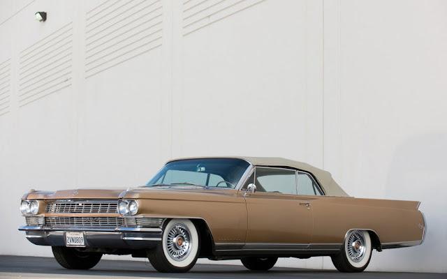 1964 キャデラック・エルドラド | Cadillac Eldorado