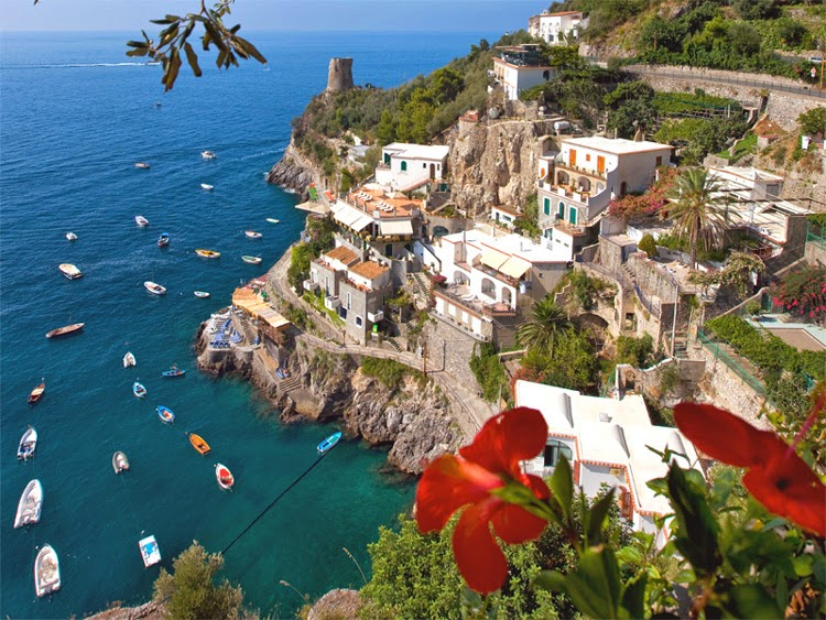 Amalfi Coast, Amalfi Salerno, Italy
