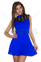 Rochie Eternal Intuition Blue