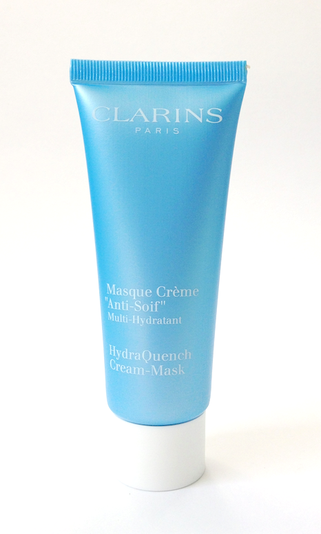 Maggie s makeup clarins hydraquench cream mask and