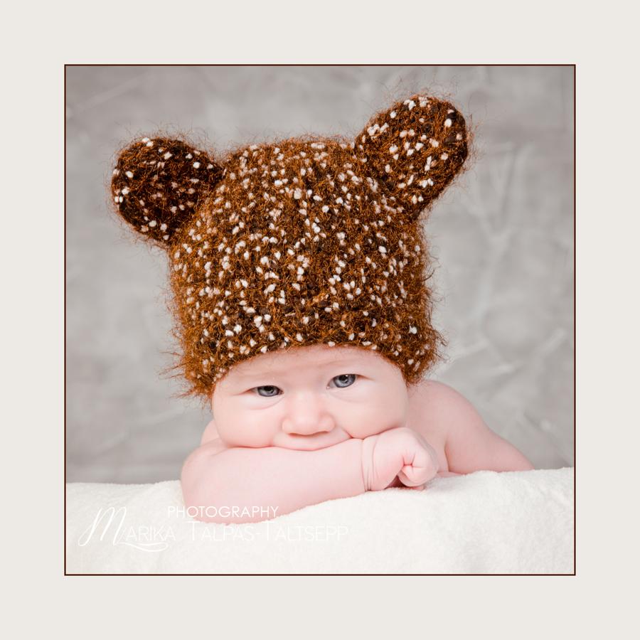 beebi-mõmmimütsiga
