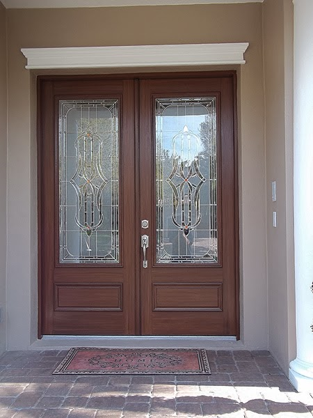 painting front doors to look like wood everything i create paint. Black Bedroom Furniture Sets. Home Design Ideas