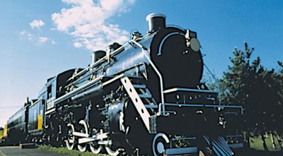 Kereta Api Asli