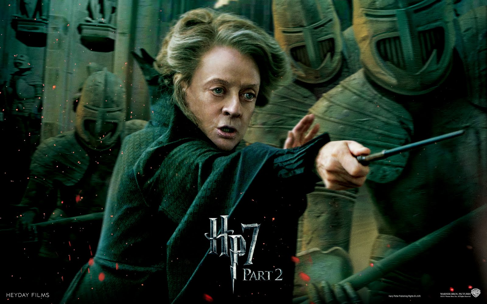 Harry Potter Deathly Hallows Part II Wallpapers HD