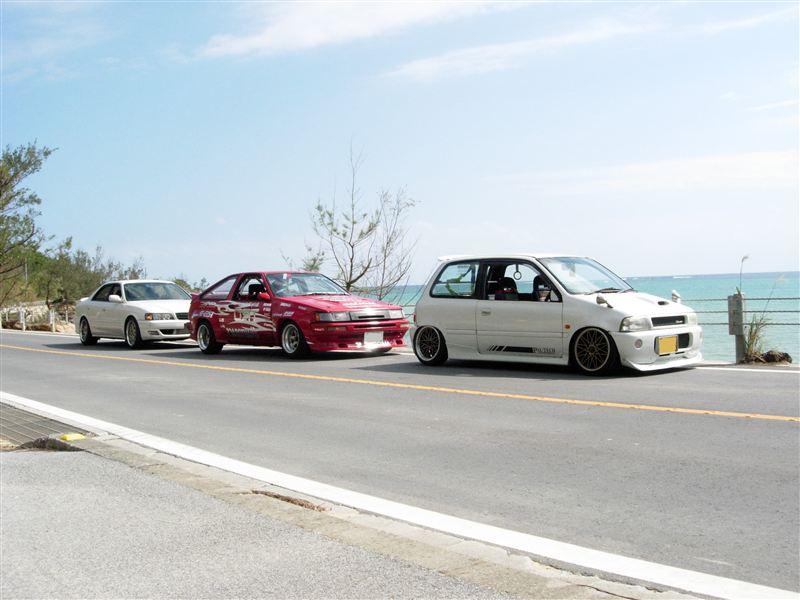 Toyota Chaser X100, Corolla AE86, Suzuki Cervo, samochody z Japoni, ciekawe auta