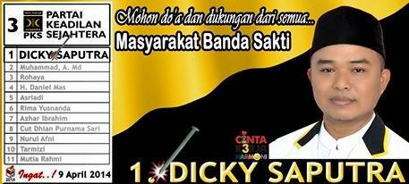caleg lhokseumawe,caleg banda sakti,caleg pks.caleg terbaik Aceh