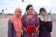 bersama IZZATI DAHLAN & FARIDAH