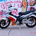 Foto Modifikasi Motor Drag Jupiter Mx 2014