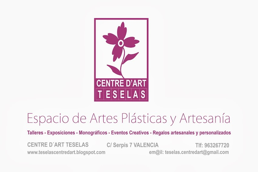 Teselas centre d´Art