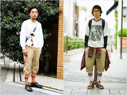 Akbari Saga Japanese Fashion Style Trend Fashion Berpakaian Ala Orang Jepang For Japanese