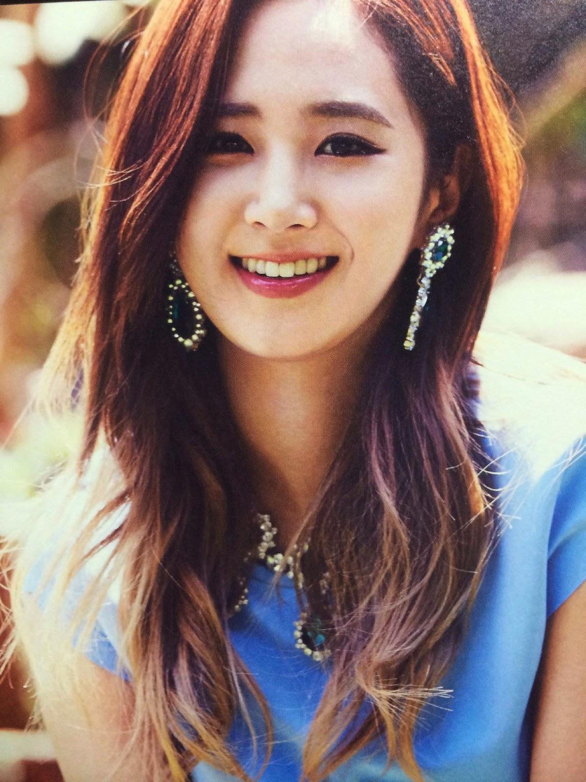 SNSD Yuri (유리; ユリ) Girls Generation The Best Scan Photos 8