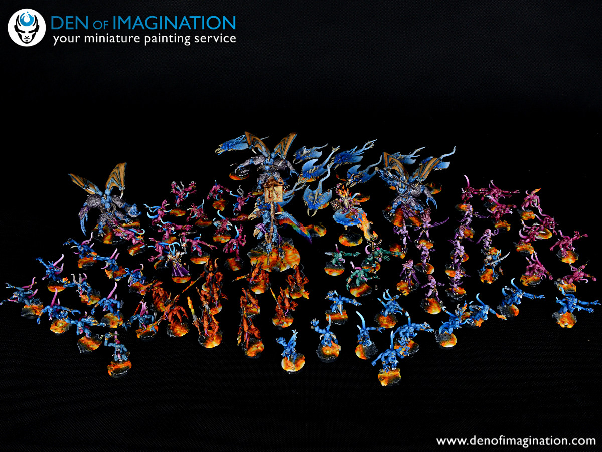Blog daemon of chaos army gallery daemon of chaos army gallery fandeluxe Choice Image