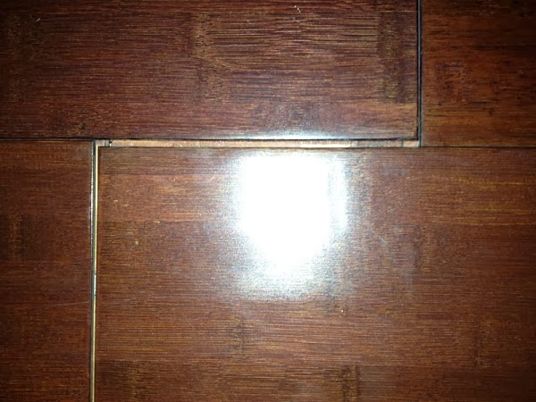 Filling the Gaps to the Hardwood Flooring Installation