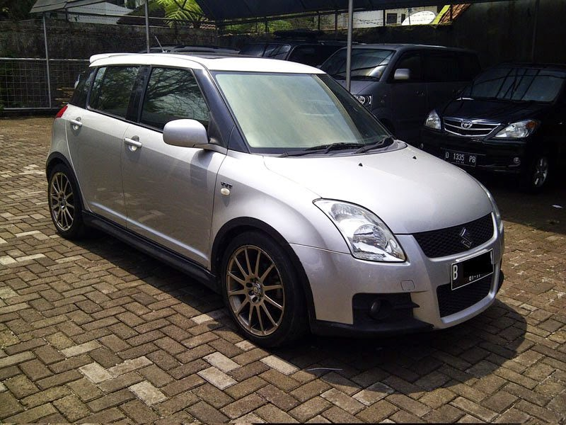 modifikasi suzuki swift 2007