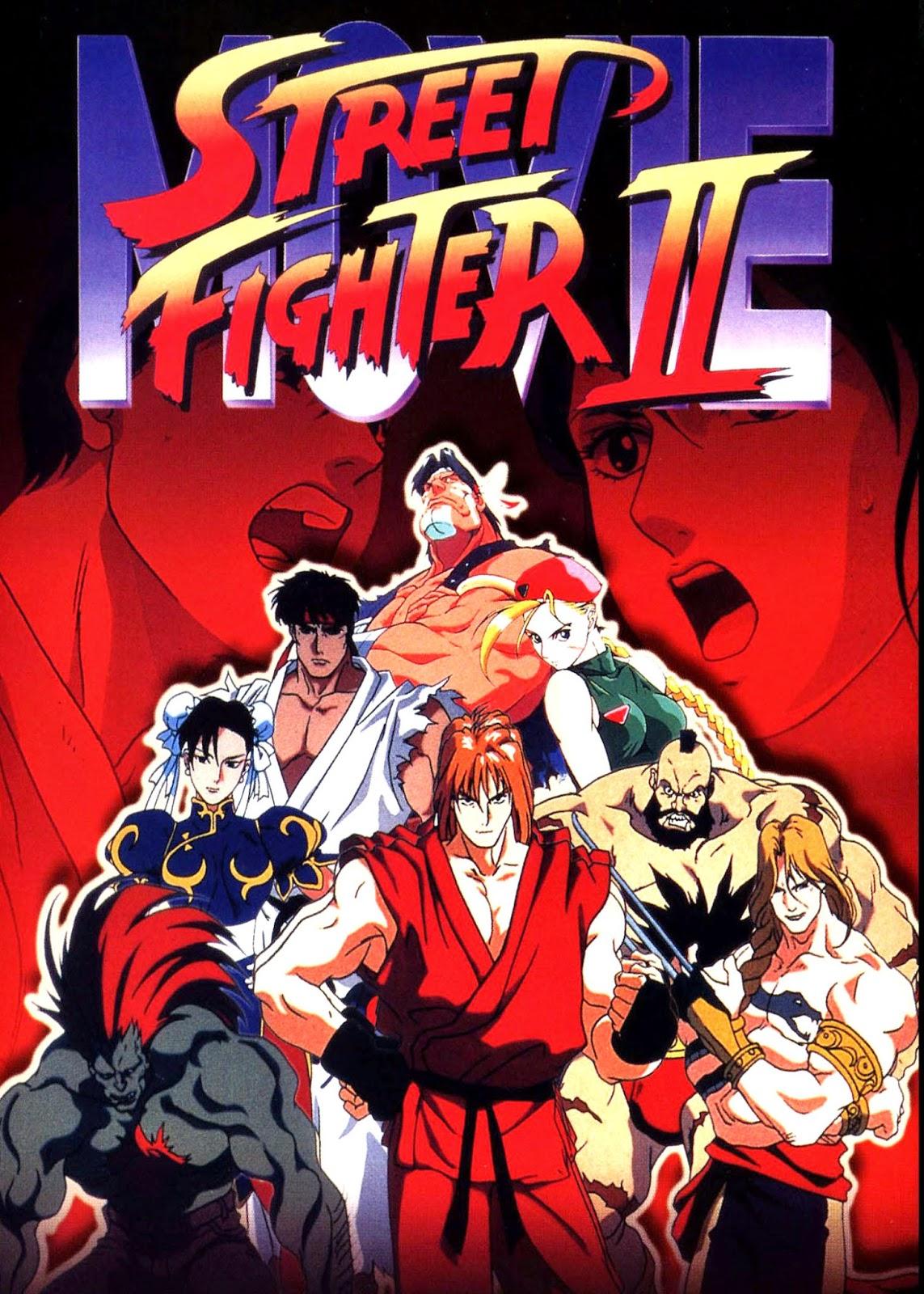 Street Fighter 2 - La Película (1994)