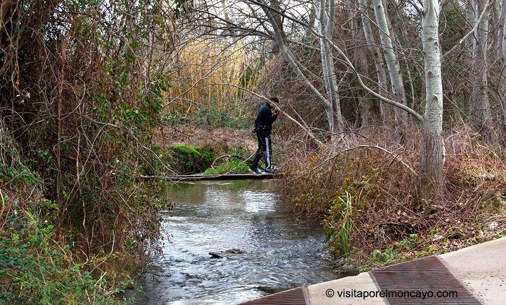 rio huecha comarca campo de borja