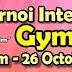 2013 Tournoi International de Gymnastique - Resultados, vídeos e links