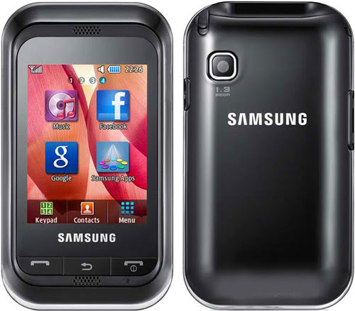 SAMSUNG CHAMP Touchscreen Mobile Phone C3303 Php 4850.00