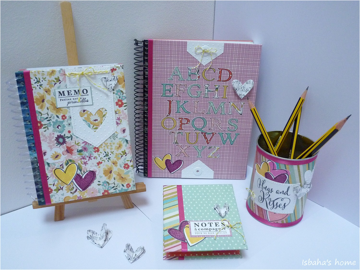 """a """"back to school"""" set"""