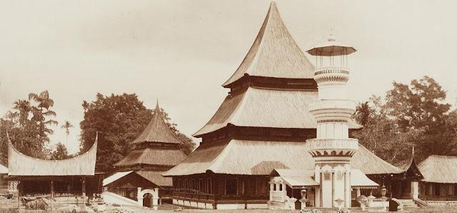 Wilayah (daerah) Rantau Minangkabau