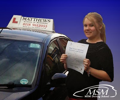 Driving Lessons Reading, Driving Schools Reading, Driving Instructors Reading, MSM Drivign School, Matthew's School Of Motoring
