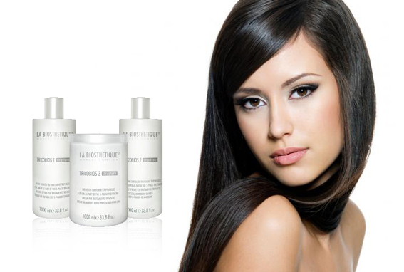 Tratamiento para la elasticidad del cabello