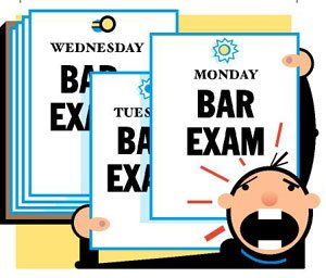 Bar Exam Pass Clip Art