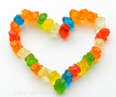 Gummy Bear Heart
