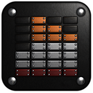 Industrial Music Visualizer v1.1.0