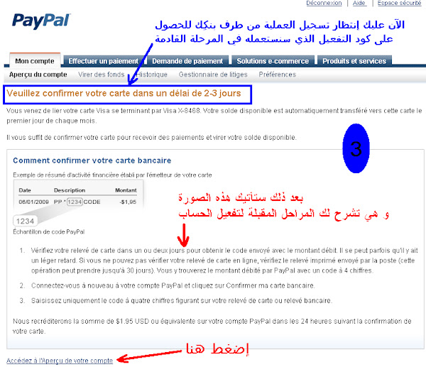 البنوك المغربية وتفعيل بايبال | les banques marocain et PayPal