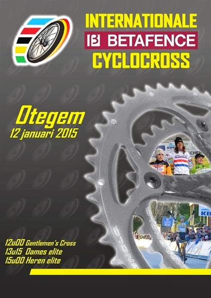 Cyclo-cross d'Otegem 2015