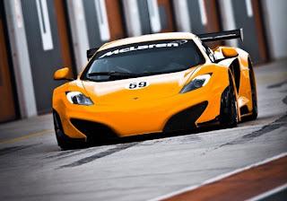 """""""McLaren"""