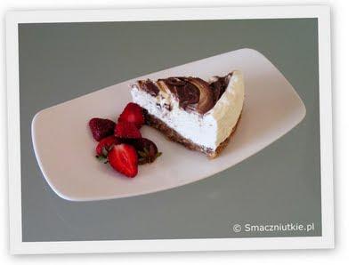 Sernik marmurkowy - kolejna propozycja dla sernikowych łasuchów